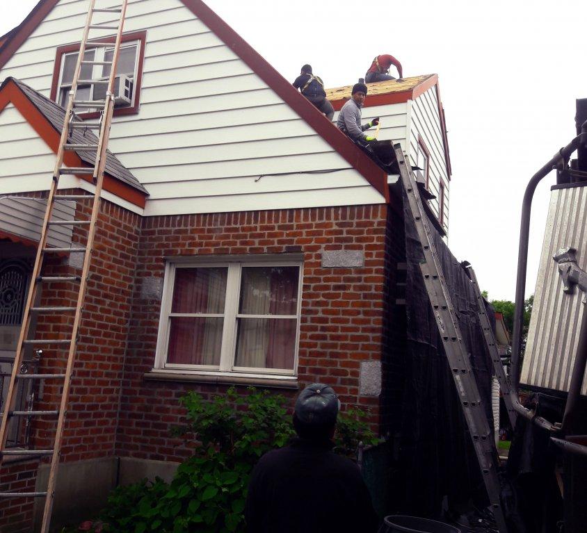 Roof Renovation – Randy H